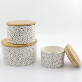 Kitchen Jar Set